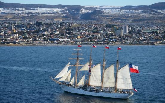 [Contribution] Chilean Navy's training ship Esmeralda visits Busan