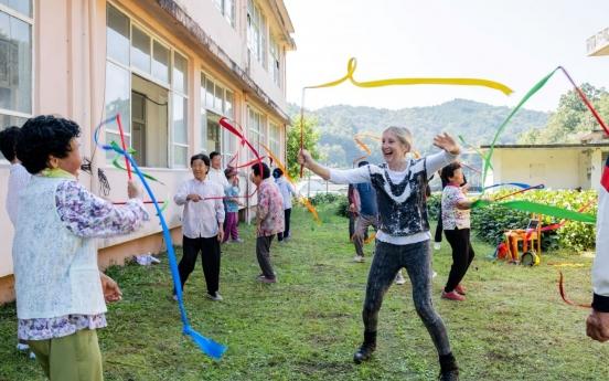 [Diplomatic circuit] British Council in Korea holds dance workshop for seniors