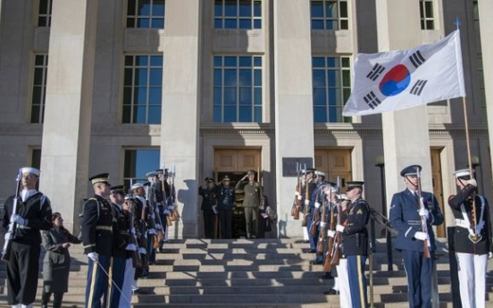 S. Korean, US JCS chiefs to hold annual talks in Seoul next month