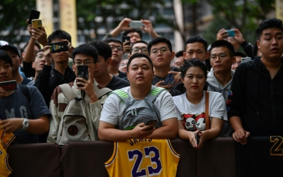 China slams NBA, Apple over Hong Kong