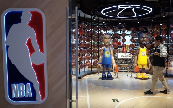 Lawmakers urge NBA to suspend China activities over boycott