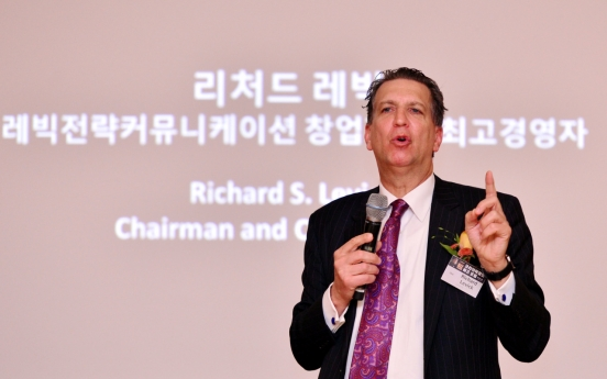[KH Biz Forum] Companies need to focus more on masses in hyperdemocracy: Levick