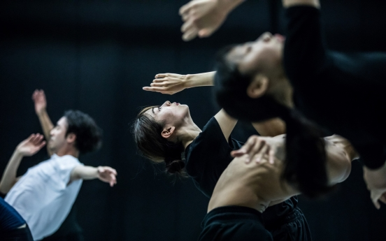 'Traces of Black Sand,' choreography looks at life, memories