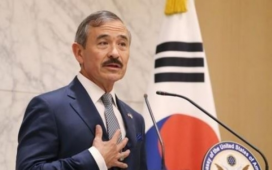 US Ambassador Harris says alliance with S. Korea remains 'strong, vibrant'