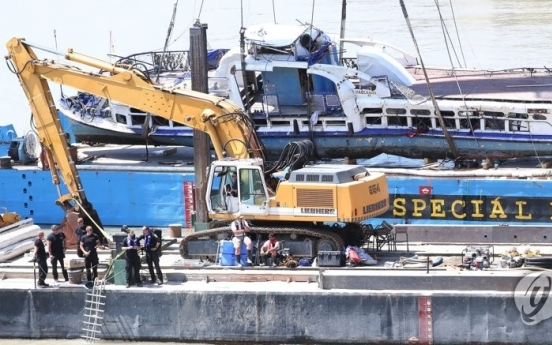 Hungary police refer cruise ship captain in deadly boat sinking to prosecution