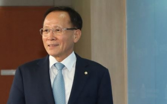 New ambassador vows to seek 'constructive role' from US in resolving tesions with Japan