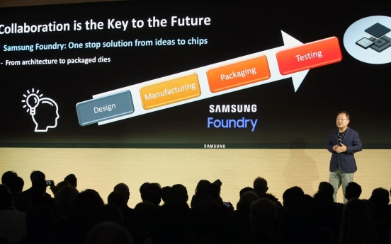 Samsung launches new foundry forum in Silicon Valley