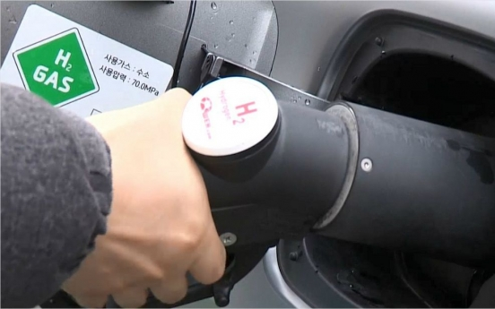 Korea vows to build 250 more hydrogen stations by 2022