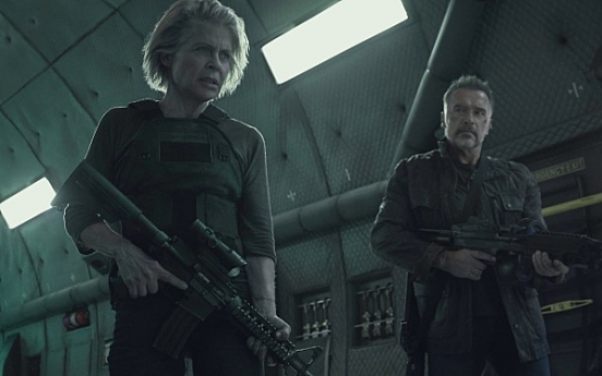 [Herald Review] Old formula a double-edged sword for 'Terminator: Dark Fate'