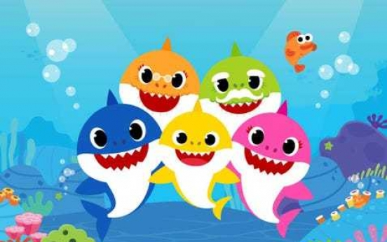 'Baby Shark' song used to soothe toddler becomes rallying cry in Lebanon