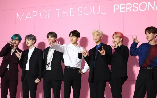 BTS nominated in 3 categories for 2019 American Music Awards