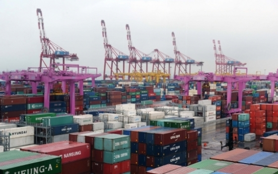 South Korea's exports to turn around in 2020 Q1: report