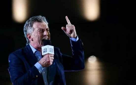 Peronist Fernandez wins Argentine presidential election