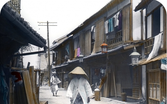 Hungarian surgeon's photos capture dying days of Joseon era