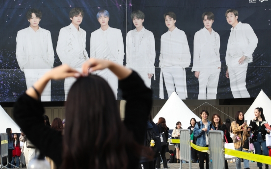 With special event zones for fans, BTS concerts evolve into ARMY festival