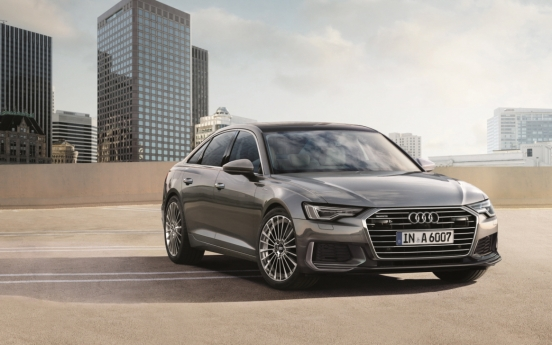 Next-generation Audi A6 debuts with high hopes