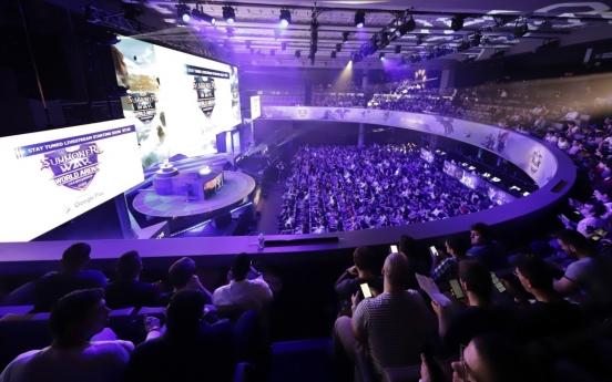 Europeans perceive Korea as land of games: Com2uS