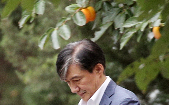 Prosecutors to summon ex-Justice Minister Cho Kuk