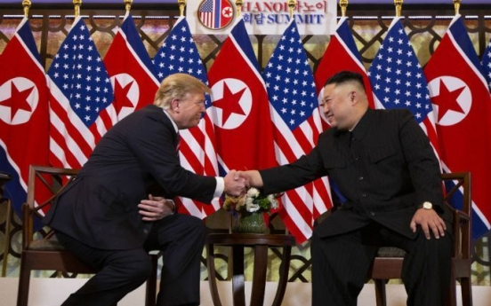 NK, US may hold nuclear working-level talks no later than early Dec.: Seoul