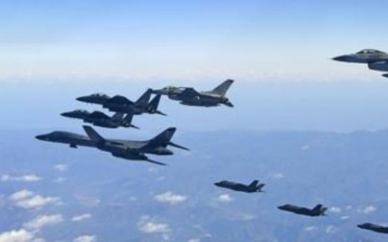 S. Korea, US to stage scaled-back combined air exercise to replace Vigilant Ace: officials