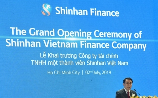 Korean card issuers enter Vietnamese market eyeing growth potential