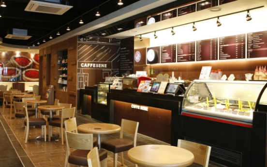 Coffee shops full to brim in Korea