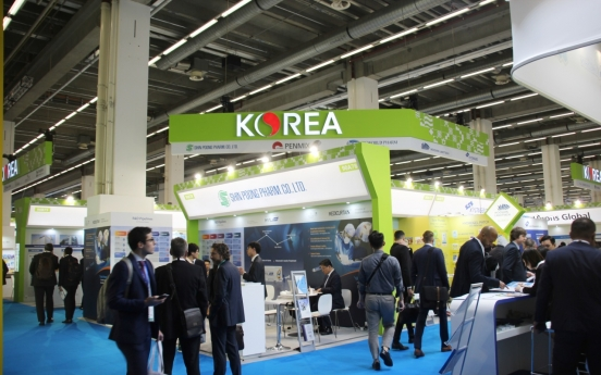 Korean pharmas eye overseas expansion through CPhI