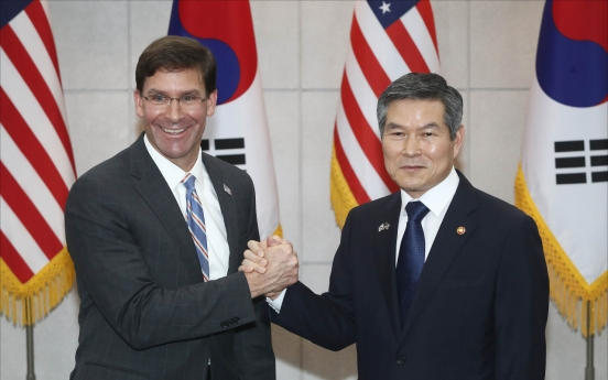 South Korea, US to hold annual defense talks in Seoul next week