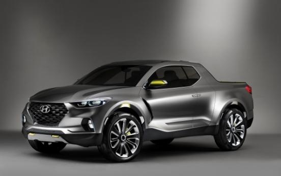 Hyundai to invest $410m to start production of Santa Cruz in US