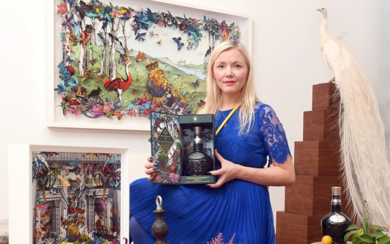 [Herald Interview] Royal Salute adds artistic touch to its blend Scotch whisky