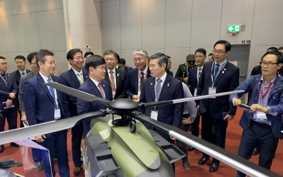 KAI seeks new orders from Thai air force