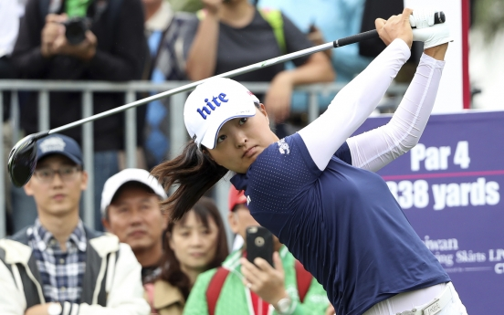 World No. 1 Ko Jin-young goes for rare LPGA awards sweep in season finale
