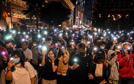 US Senate passes Hong Kong rights bill, angering China