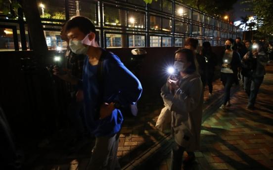 Hong Kong rights bill clears US Congress, heads to Trump