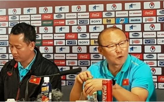 박항서 감독 '발끈'하게 한 태국 코치, AFC에 제소당해(종합)