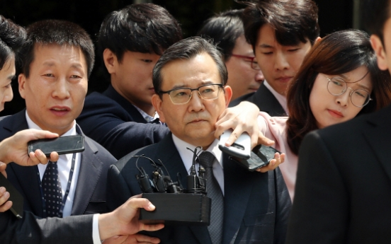[Newsmaker] Ex-vice minister mired in orgy scandal cleared of all charges