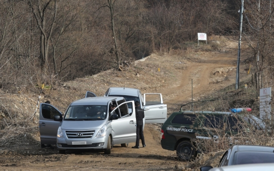 Blast at Paju military unit leaves 1 dead, 1 injured