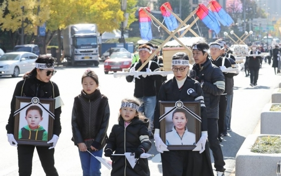 Funeral to be held for defector mother, son despite opposition from defector groups
