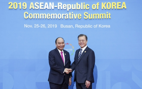 S. Korea, Vietnam vow to beef up trade, investment