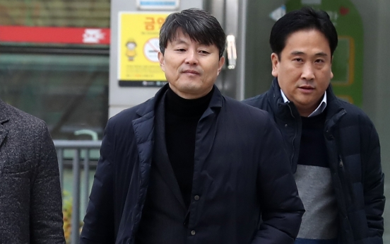 Court to decide whether to arrest Busan's ex-vice mayor in bribery case