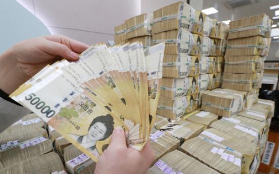 50,000 won bills last 3 years longer than 10,000 won bills: BOK