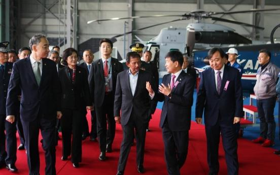 [ASEAN-Korea summit] KAI eyes ASEAN as key market for growth