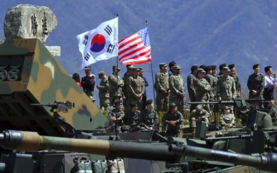 US forces in Korea not mercenaries: US think tank