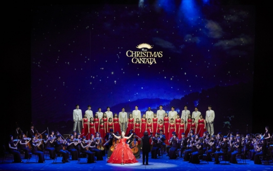 Gracias Choir tours 18 cities with heart-warming 'Christmas Cantata'