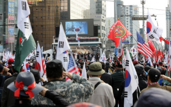 [Newsmaker] Seoul mayor vows to restrict 'excessive' rallies