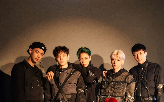 EXO taps into inner darkness with 'Obsession'
