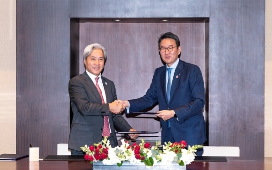 GS Energy signs deal to build LNG power plant in Vietnam