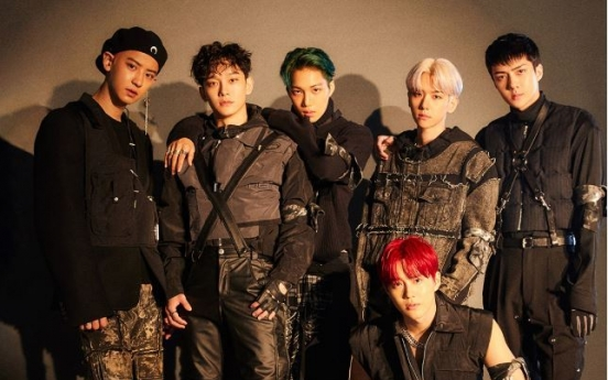 New EXO album tops iTunes charts across globe