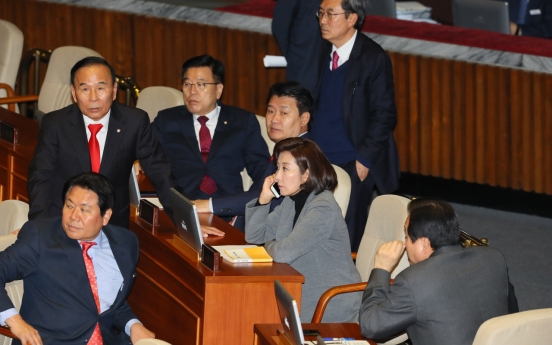 Main opposition to stage filibuster to prevent vote on key reform bills