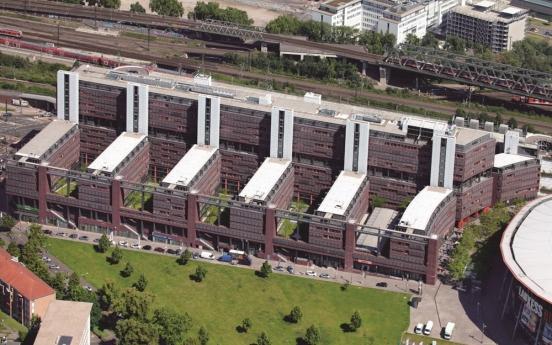 Mirae Asset Global sells prime building in Germany